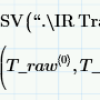 Built-in linear interpolation